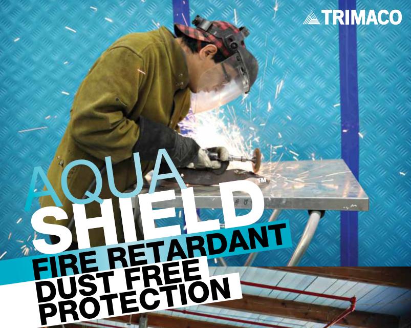 AQUA SHIELD Surface Protection